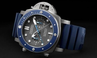 Replique Montre Panerai Luminor Submersible Chrono Guillaume Nery Edition Hommes PAM00982 Commentaires
