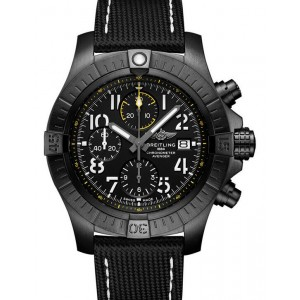 Replique Montre Breitling Avenger Chronographe Night Mission Hommes V13317101B1X2