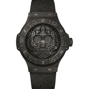 Replique Montre Hublot Big Bang Calaveras Ceramique 316.CI.1410.RX.MEX17