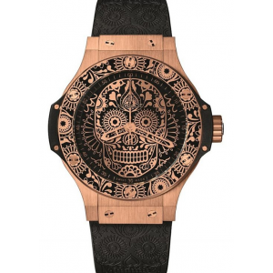 Replique Montre Hublot Big Bang Calaveras Or 316.PX.4110.RX.MEX17