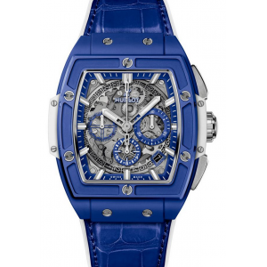 Replique Montre Hublot Spirit of Big Bang Bleu Limite Edtion 641.EX.5129.LR