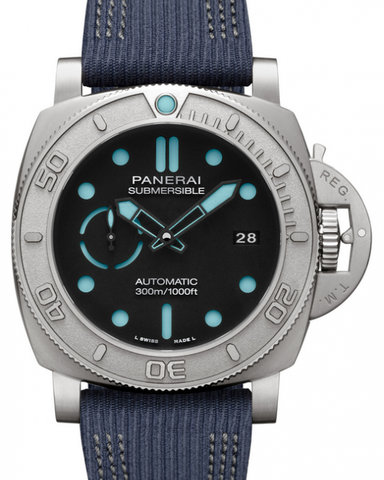 Replique Montre Panerai Luminor Submersible Mike Horn Edition 47mm Hommes PAM00985
