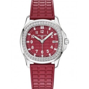 Replique Montre Patek Philippe Aquanaut Luce Singapore 2019 Speciale Edition Dames 5067A-027