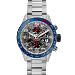 Replique Montre Tag Heuer Carrera Caliber Heuer 01 INDY500 Limite Edition CAR201G.BA0766