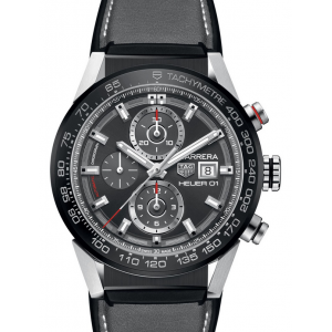 Replique Montre Tag Heuer Carrera Caliber Heuer 01 43mm Hommes CAR201W.FT6095