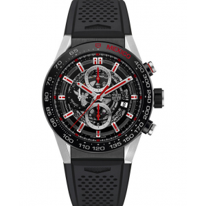 Replique Montre Tag Heuer Carrera Automatique Chronographe Mexico Angel Limite Edition CAR2A1F.FT6044