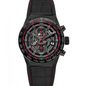 Replique Montre Tag Heuer Carrera Automatique Chronographe Las Vegas Limite Edition CAR2A1G.FC6400