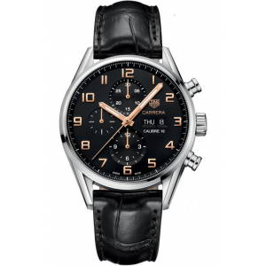 Replique Montre Tag Heuer Carrera Calibre 16 Automatique Chronographe Hommes CV2A1AB.FC6379